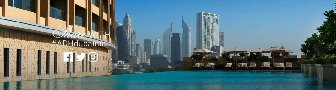 Address Dubai Mall Hotel Cover Image