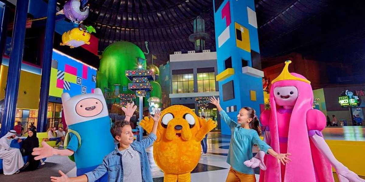 Fun-filled Summer Awaits Families and Children at Entertainment Centres and Attractions across Dubai