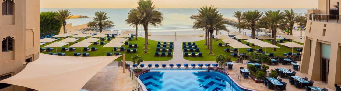 Bahi Ajman Palace Hotel Cover Image
