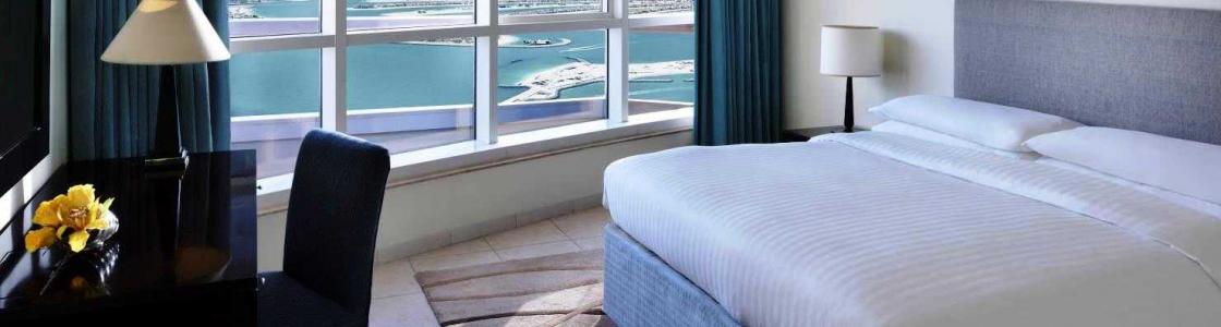 Marriott Harbour Hotel & Suites Cover Image
