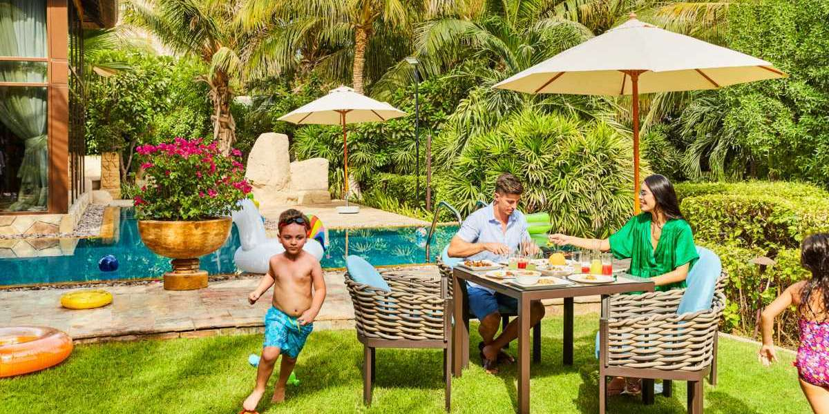 Children Stay for Free with Sofitel Dubai The Palm's 'Back-to-School' Offer