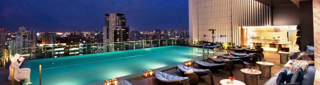 Hilton Sukhumvit Bangkok Cover Image