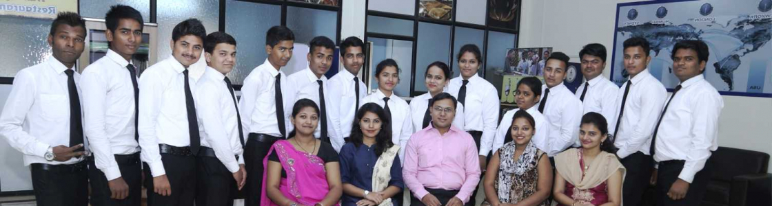 Sharp College of Hotel and Tourism Management Cover Image