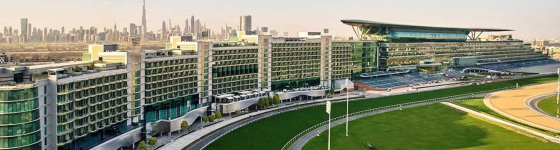 The Meydan Hotel Cover Image