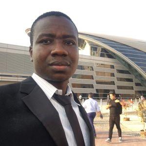 Geoffrey Omwamba Profile Picture