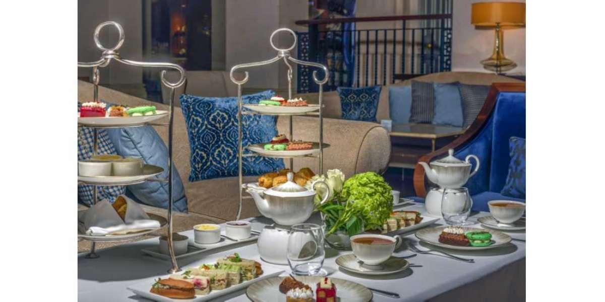 Celebrate Afternoon Tea Week at The Ritz-Carlton Dubai JBR