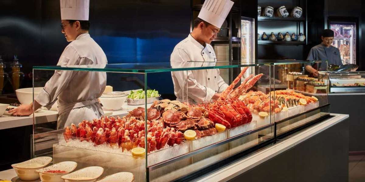 Around the World in 80 Tastes with a Spectacular Eatcation at JW Marriott