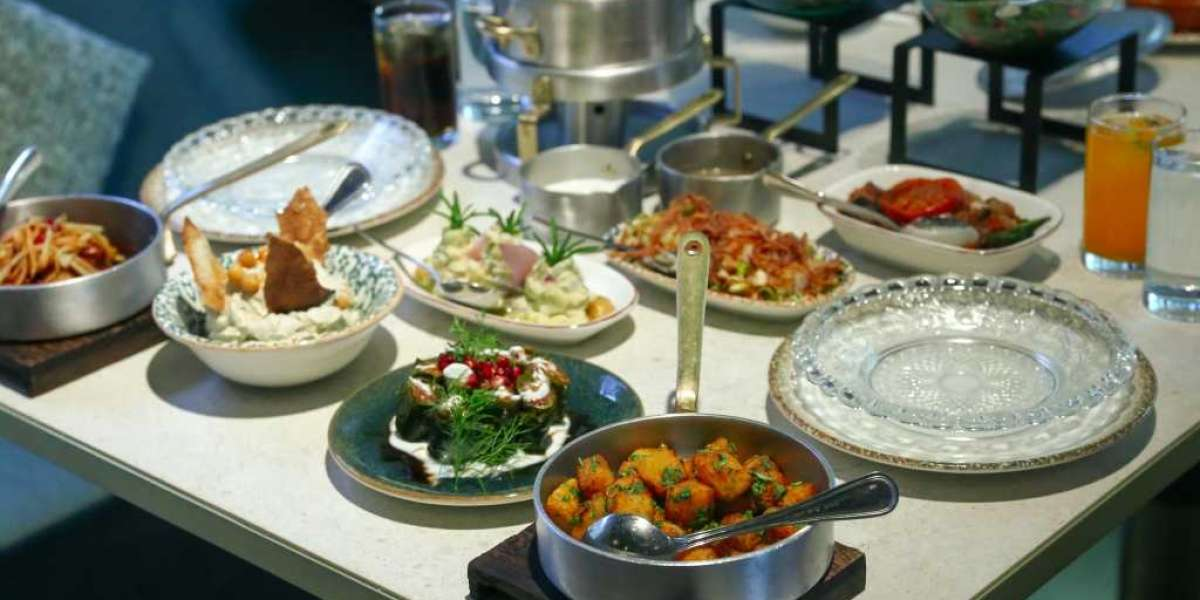 Celebrate this Long Weekend with a Levantine-inspired Set Menu for 4 people at Mezza House Downtown Dubai