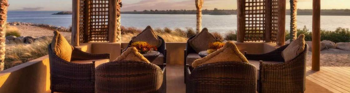 Anantara Sir Bani Yas Island Resorts and Spa Cover Image
