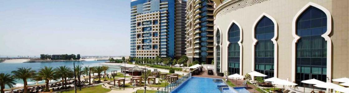 Bab Al Qasr Hotel by Millennium Cover Image
