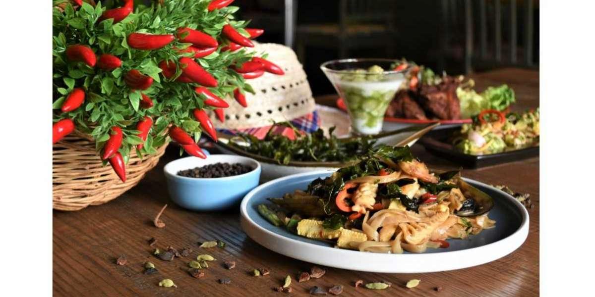 Mango Tree Thai Bistro in JBR presents New Pattaya Street Food-Inspired Menu
