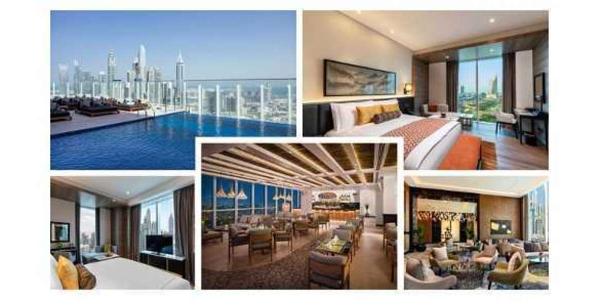 Escape the Ordinary with 36 Hours at Taj Jumeirah Lakes Towers