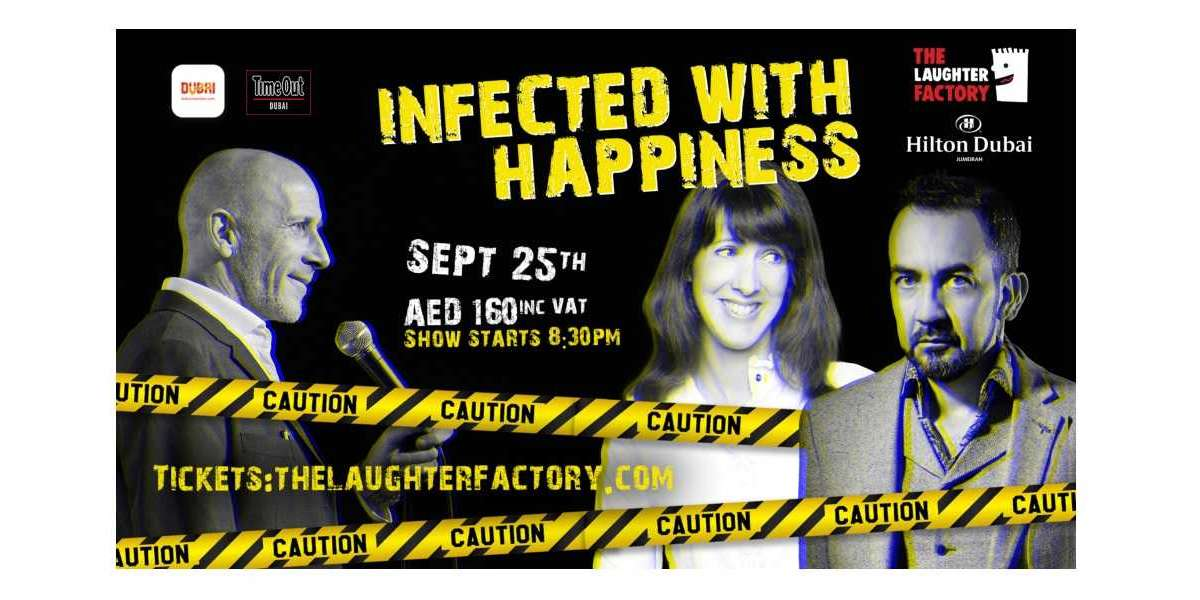 Hilton Dubai Jumeirah to Host Laughter Factory Stand-up Comedy Show this Month