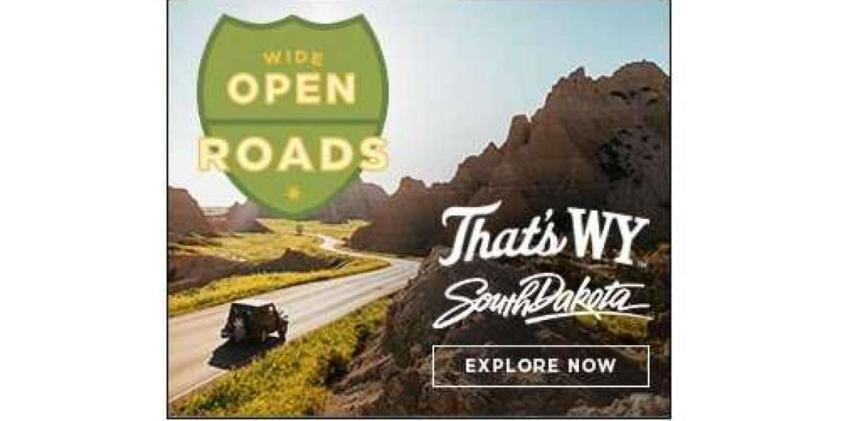 South Dakota and Wyoming Tourism Departments Come Together to Promote the Ultimate American Road Trip
