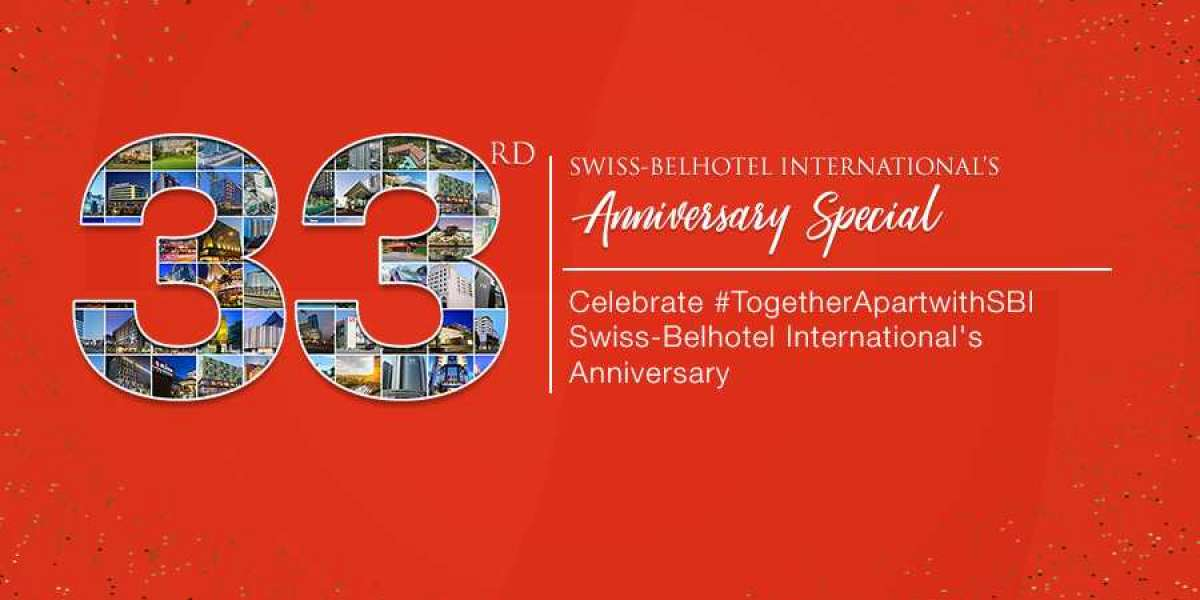 Swiss-Belhotel International Celebrates its 33rd Anniversary with Global Promotions