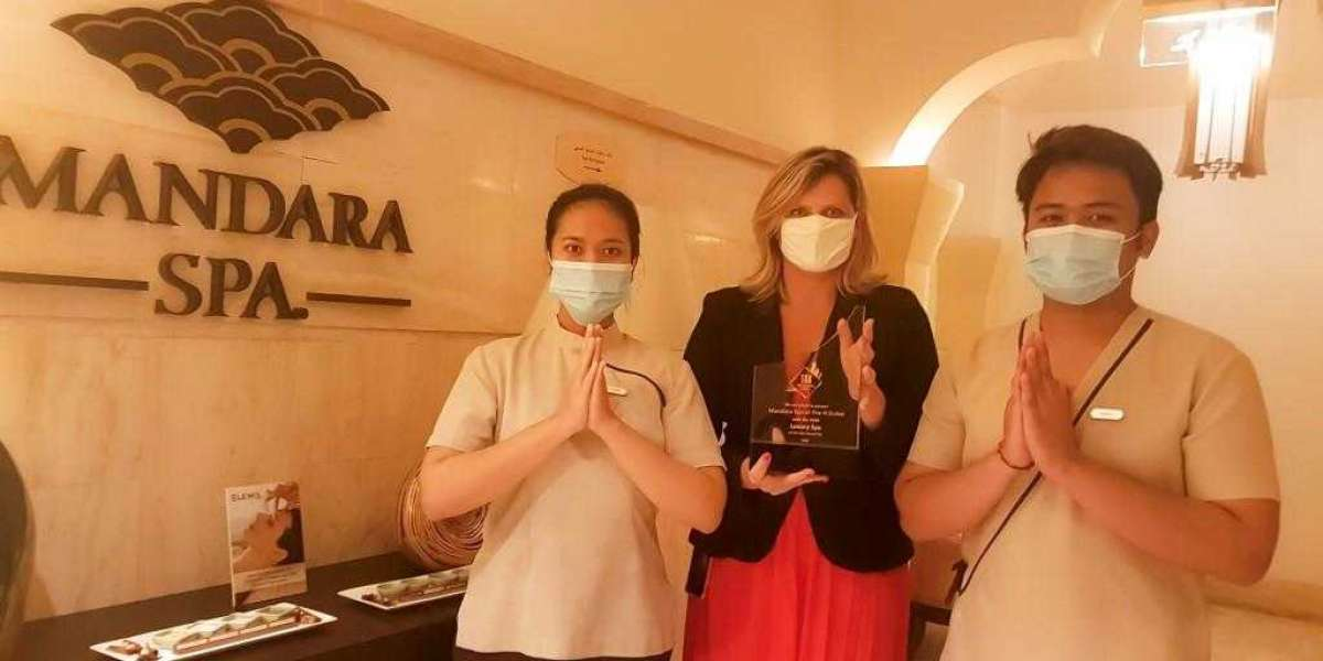 The H Dubai's Mandara Spa Wins Luxury Spa of The Year 2020 at Travel & Hospitality Awards