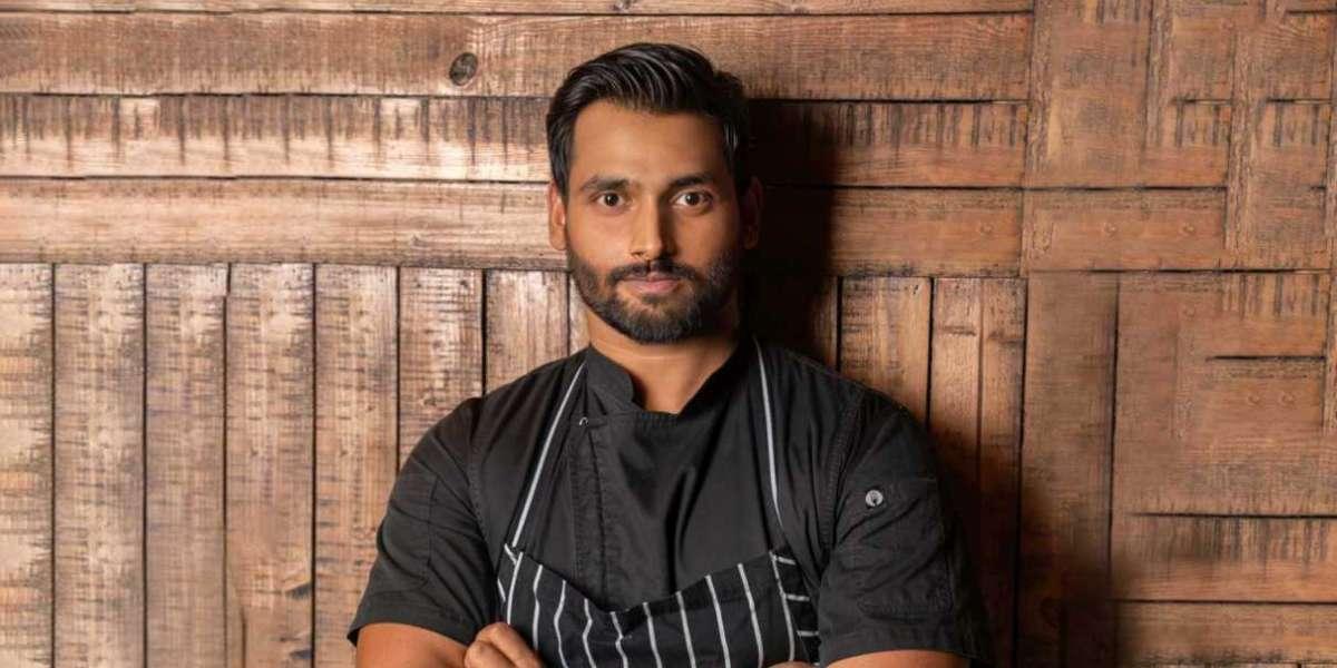 Aman Modak Appointed as Head Chef of Distillery Gastropub
