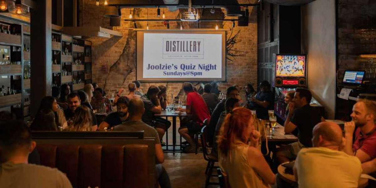 Quiz Night at Distillery to Become Weekly Fixture