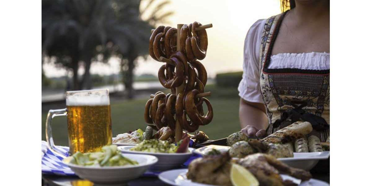 The Retreat Brings 'Taste of Oktoberfest' to the Capital