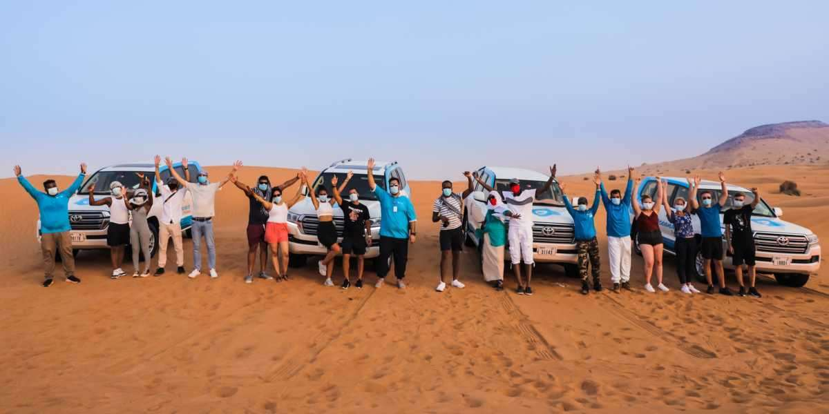Dubai's Desert Experiences Beckon UAE Residents and Tourists