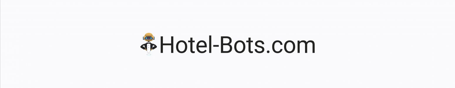 HotelBots Cover Image