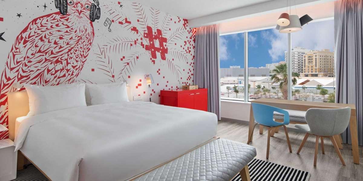 Pawsome Staycation at Radisson RED, Dubai Silicon Oasis