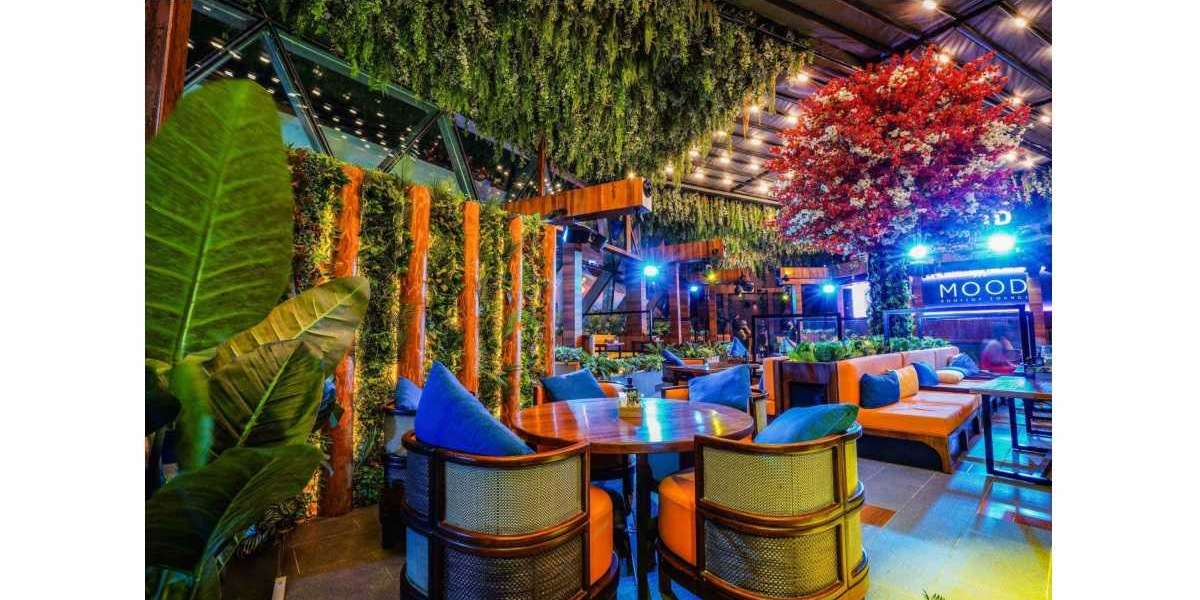 MOOD Rooftop Lounge Goes into Dark Mood for Halloween