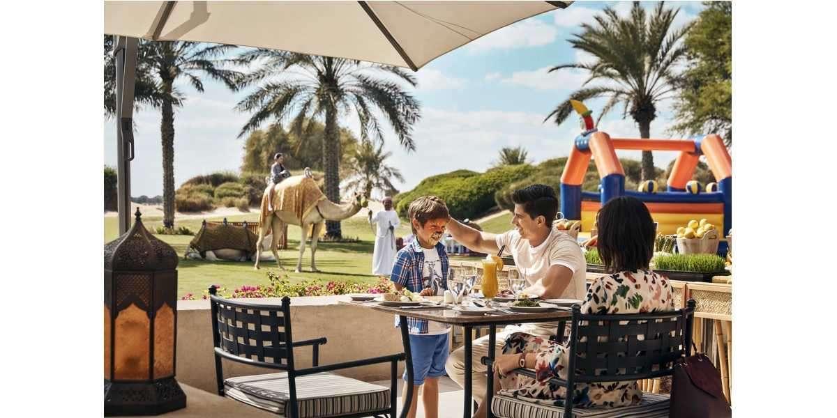 Bab Al Shams Desert Resort Launches their All-Inclusive Magic Eleven Escape