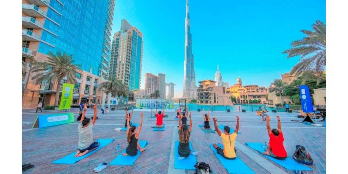 Dubai Fitness Challenge Returns to Energise the City