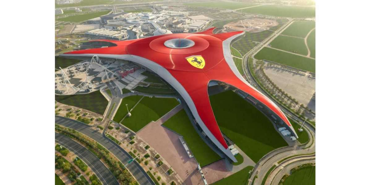 Ferrari World Abu Dhabi turns 10 Next Month