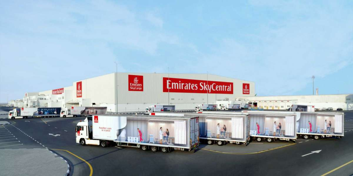 COVID-19 Response: Emirates SkyCargo to Set-up the World's Largest GDP Compliant Air Cargo Hub in Dubai