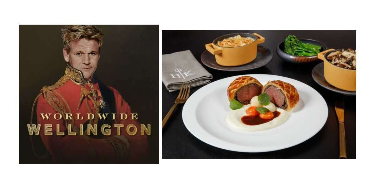 Gordon Ramsay Hell's Kitchen Launches 'Worldwide Wellington' Offer Seven Days a Week