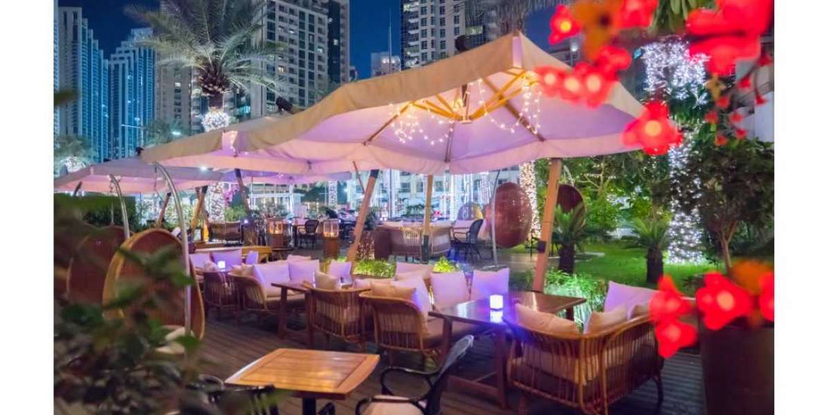 Re-launched of the Three Terraces to Try in Dubai