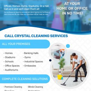 Crystal Cleaning ServicesProfile Picture