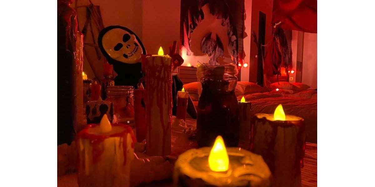 Trick and Treat Yourself in a Halloween Themed Villa in Ras Al Khaimah