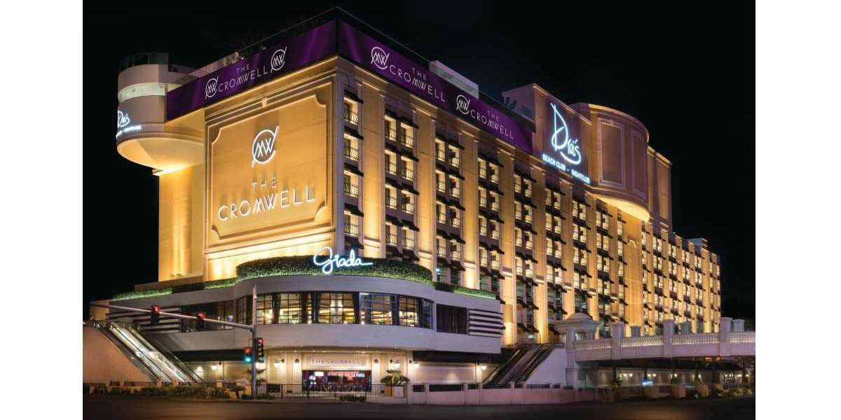 The Cromwell to Reopen Oct. 29 as the First Adults-Only Resort on the Las Vegas Strip