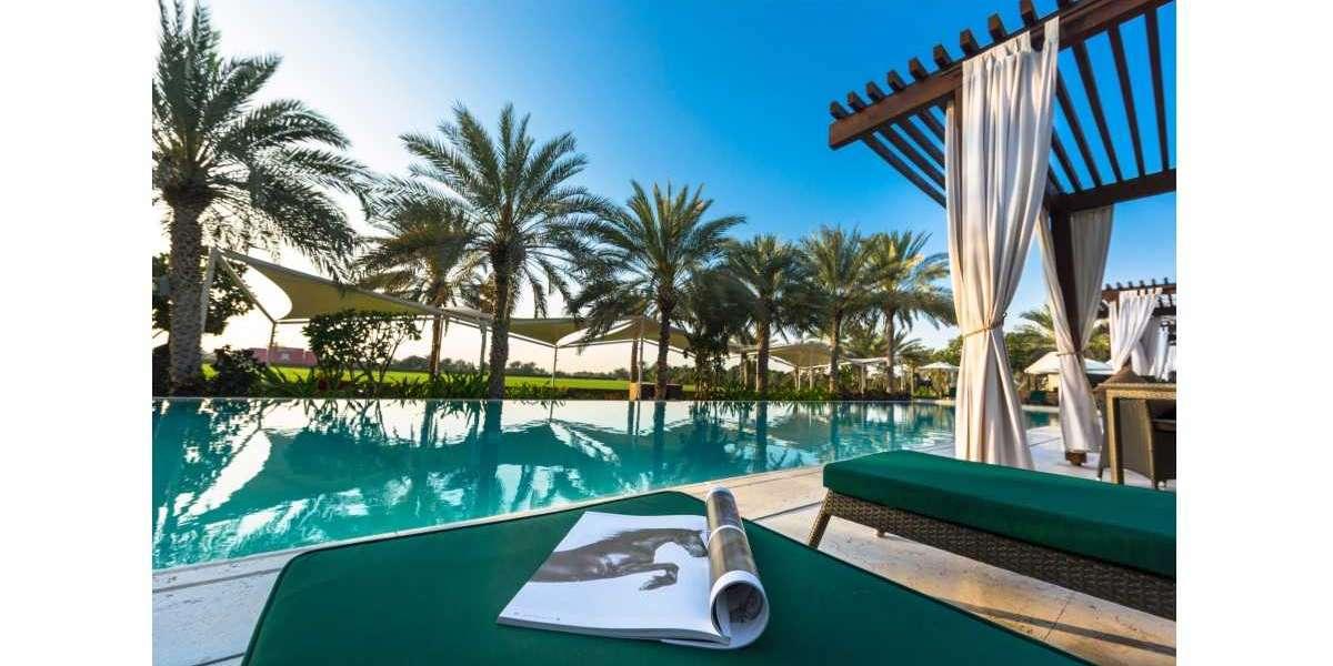Spooky Pool Party at Meliã Desert Palm Dubai