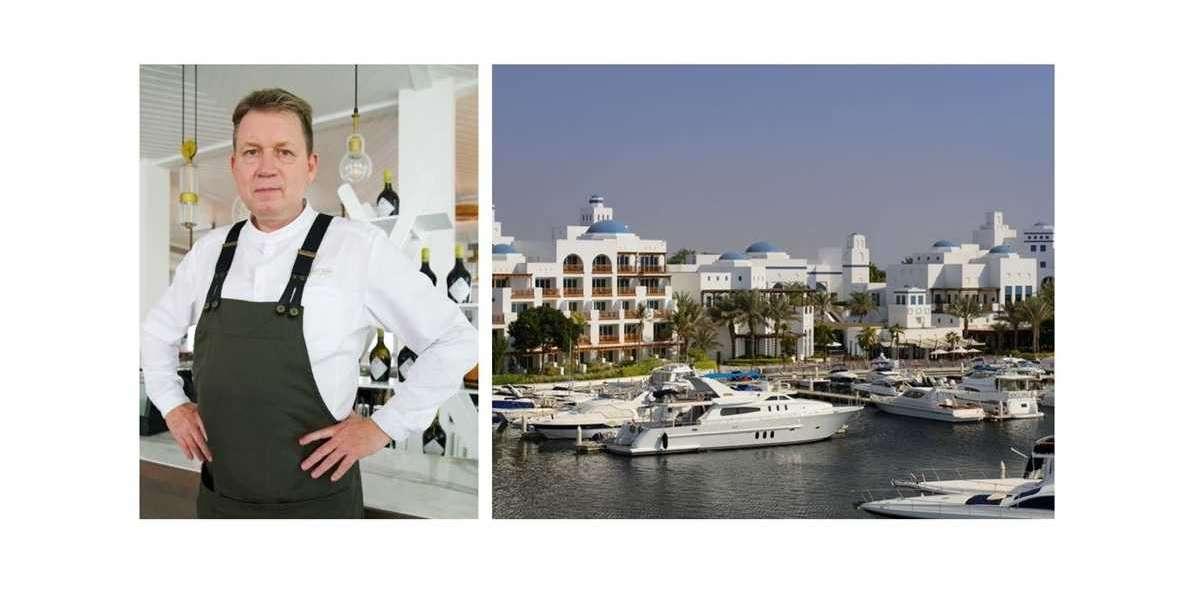 Park Hyatt Dubai Appoints New Executive Chef - Kjell Kollin