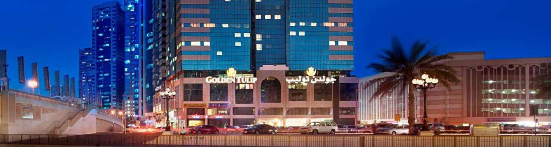 Golden Tulip Sharjah - Hotel Apartments Cover Image
