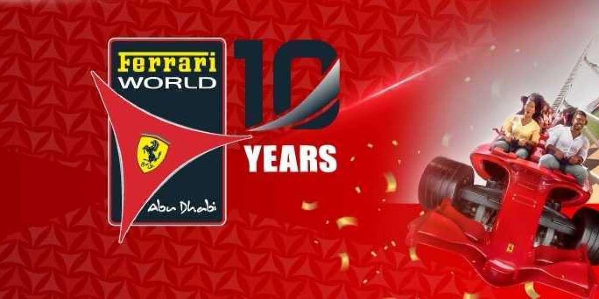 Ferrari World Abu Dhabi Launches Two Unmissable 10th Anniversary Offers
