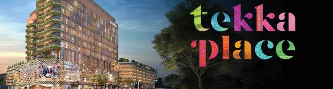 Tekka Place Cover Image