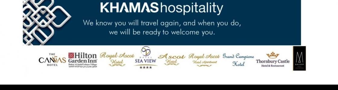 Khamas Hospitality Cover Image