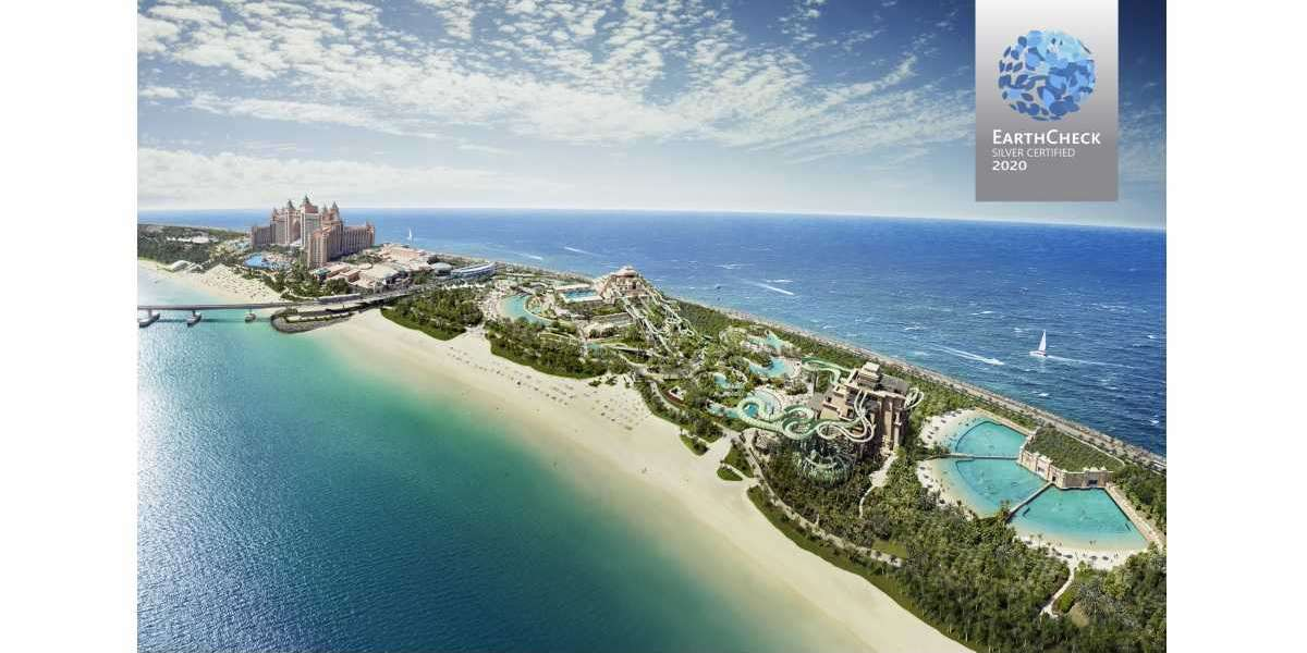 Atlantis, The Palm Receives Prestigious EarthCheck Silver Certified Status for their Sustainability Efforts