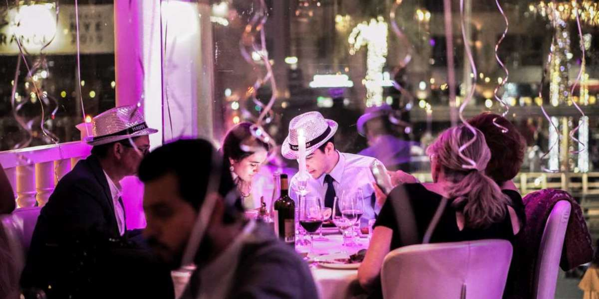 Ring in the New Year at La Serre's Moulin Rouge Dinner Party