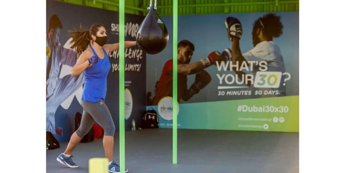 Dubai Fitness Challenge 2020 Kicks Up the Action with Another Packed Week
