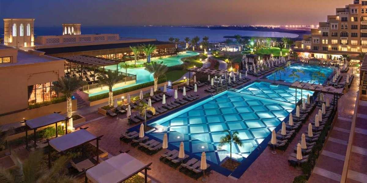 Embark on a Weekday Suite Escape to Rixos Bab Al Bahr