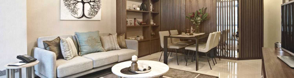 Great World Serviced Apartments Cover Image