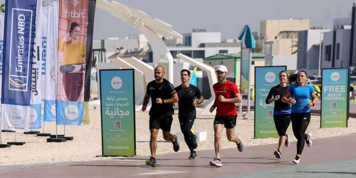 Step Up Your 30x30 with Dubai Fitness Challenge