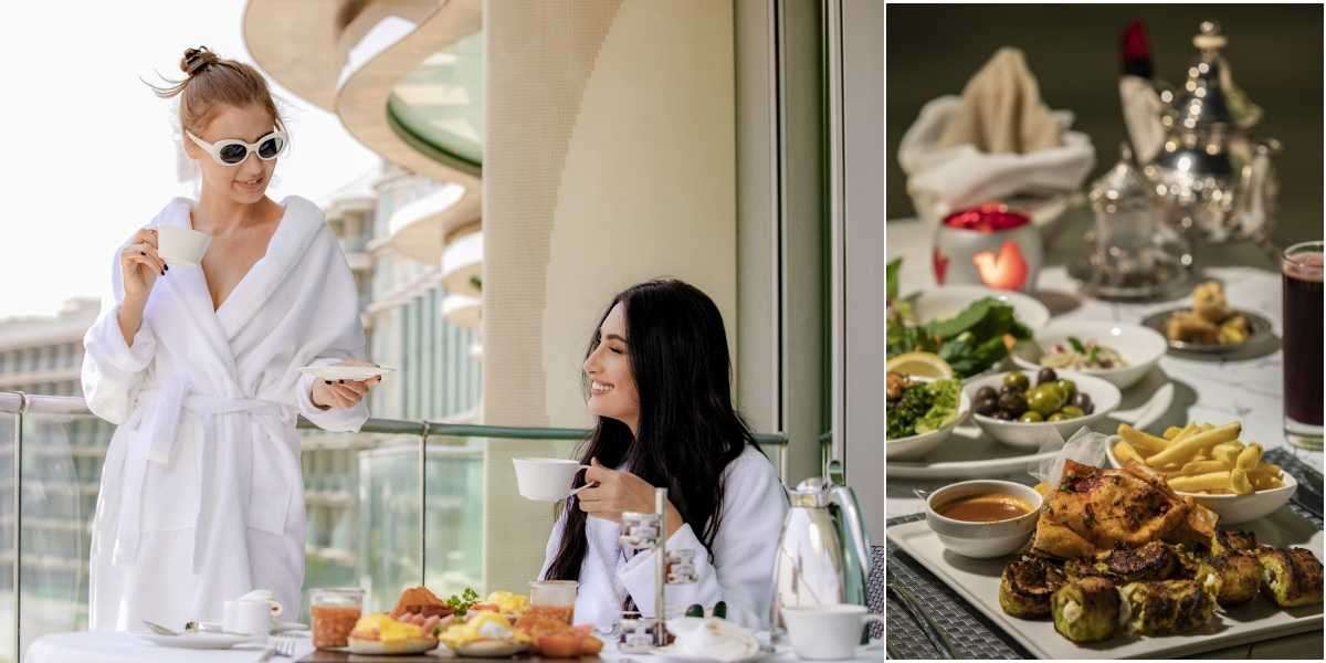 The Meydan Hotel Launches Their Exclusive Weekend Stay 'N' Dine Offer