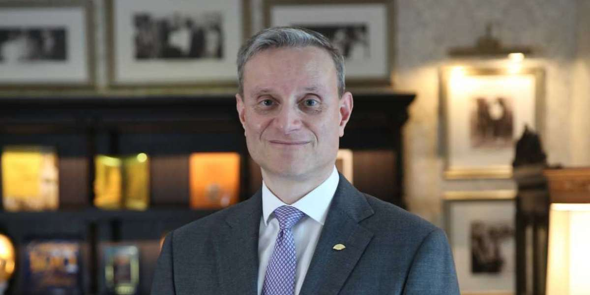 Anthony Tyler Appointed General Manager of Mandarin Oriental, Bangkok